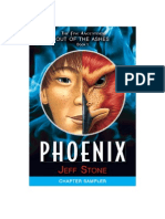 Phoenix (Five Ancestors Out of the Ashes #1)