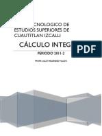 Apuntes c.integral 2011-2