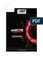 Adubos ADP AMICOTE 2013