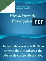 Trabalho NR 18
