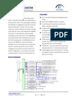 Oxygen HD CMI8788 Datasheet v1.2