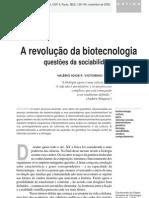 Revolução Biotecnologia