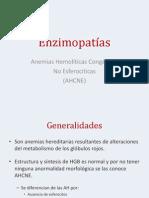 Enzimopatías