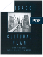 The 1986 Chicago Cultural Plan