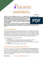 Note de Position Photovoltaique Citoyen Taranis