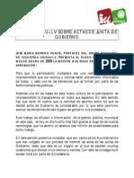 Mocion Iu+Lv Actas Juntas de Gobierno