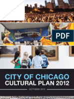 City of Chicago Cultural Plan 2012 - Final