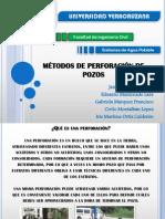 Metodos de Perforacion de Pozos (Presentacion)