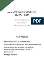 ENFERMEDADES VESICULO AMPOLLARES