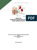 Anemia Aplastik