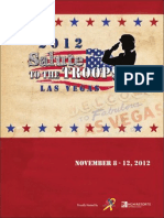 Salute to the Troops Sponsorship Package
