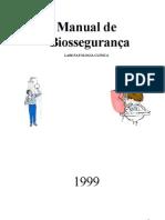BIOSEGURANÇA LABOR PATOLOGIA