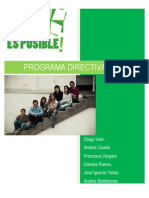 Programa FEUC NAU 2013
