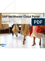 SAP Netweaver Cloud