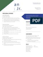 resume1 2012