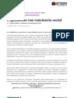 1. Capitalismo Con Conciencia Social