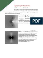 Images of Complex Singularities