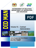 Volume 10_Contract Administration