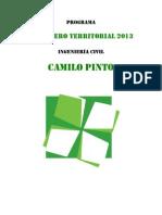 Programa CT Camilo Pinto