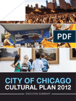 Final City of Chicago Cultural Plan 2012 - Executive Summary