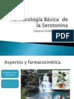 Farmacología Básica  de la Serotonina
