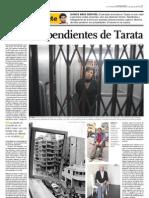 Cuentas pendientes de Tarata