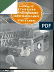 Westinghouse 1935 Mazda Lamp Catalog