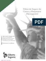 Clasulado Casco y Maquinarialiberty Seguros