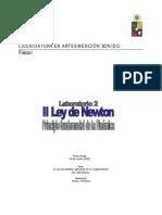 16681383 Segunda Ley de Newton Experimento en Laboratorio
