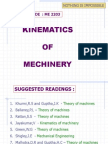 Kom Basics of Mechanisms