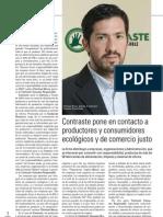 Contraste Distribuidora productos ecológicos y comercio justo