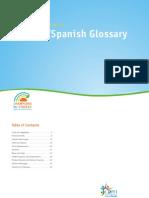 English - Spanish Glossary_FINAL093010
