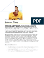 Jejomar Binay