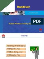 Huawei - Handover