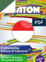 Atom Edisi VI
