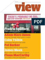 The Guardian Review Saturday 01.09.2012