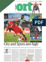 The Guardian Sport Saturday 01.09.2012