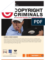 Copyright Criminals Handouts