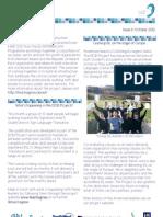 Teachsign Newsletter Volume 3 Issue 1 October 2012