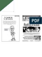 Versión impresa del periódico El mexiquense 16 de octubre 2012