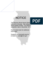 Illinois Airports Directory (2012)