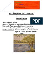 art program and lessons