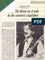 """Crónica de """"El Independiente"""" del concierto de Prefab Sprout en Madrid"""
