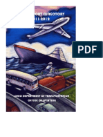 Ohio Airports Directory (2012)