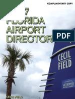 Florida Airports Directory (2007)