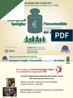 XI Rapporto CnAMC-Cittadinanzattiva, i principali risultati - Maria Teresa Bressi