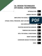 Sensor Signal Conditioning