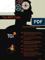 The WHY Code