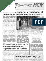 Tomares Hoy Febrero 2007 - Especial Santa Eufemia