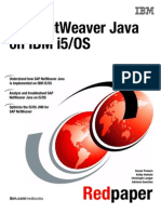 SAP Netweaver Java on IBM i